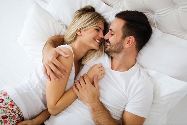 Импотент с женой перед сексом