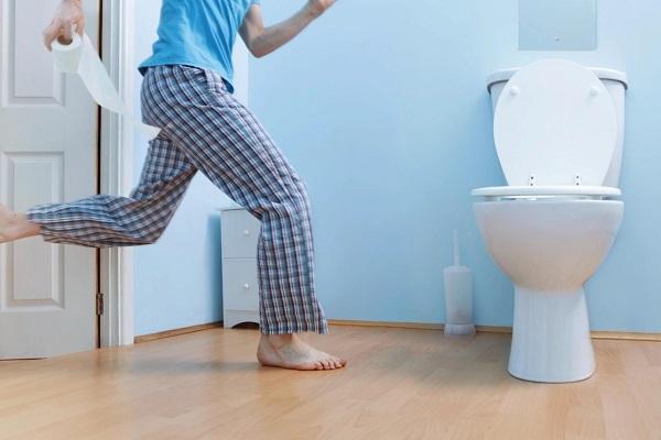 Ночной «побег» в туалет
