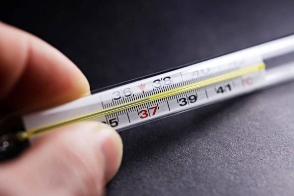 Субфебрильная температура на термометре