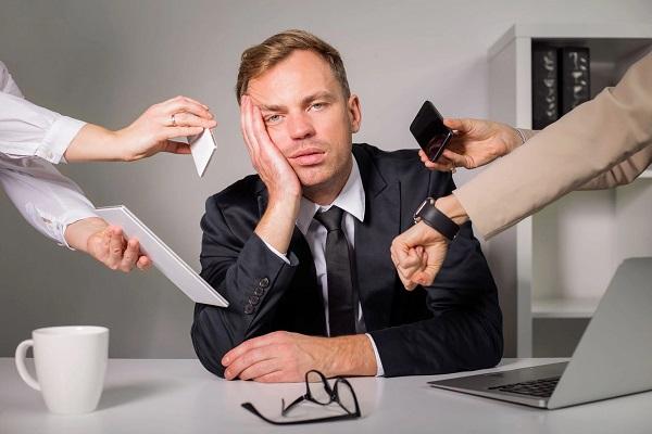 Сниженный уровень работоспособности