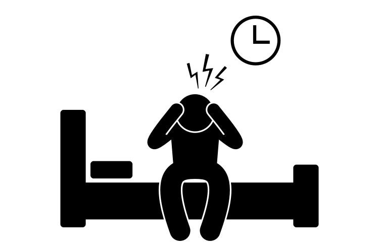 Визуализация дефицита сна