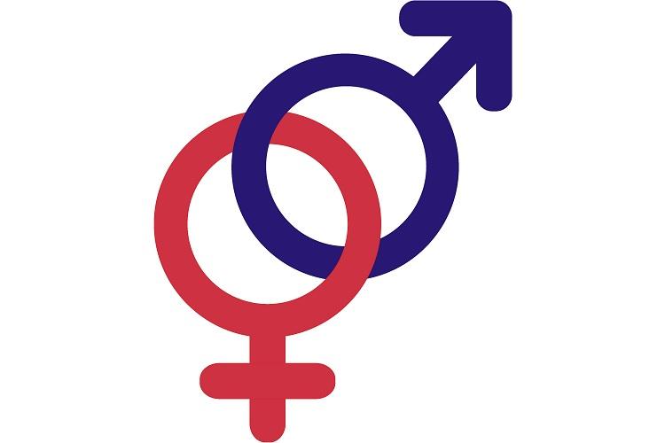 Мужской и женский символы