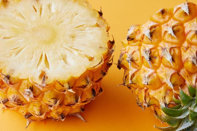 Мякоть ананаса