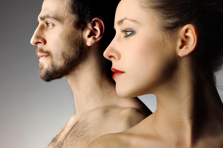 Мужчина и женщина козероги